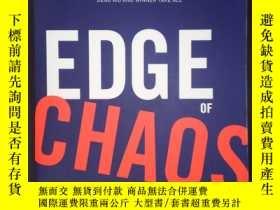 二手書博民逛書店Edge罕見of chaos: Why Democracy is Failing to Deliver Econo