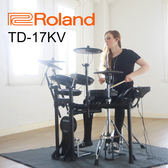 小叮噹的店-Roland 樂蘭 TD-17KV 電子鼓 爵士鼓