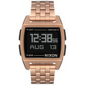 NIXON THE BASE 復古時間旅行電子錶 A1107-897 熱賣中!