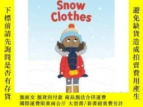 二手書博民逛書店Snow罕見ClothesY346464 Margo Gates