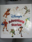 【書寶二手書T8/少年童書_OMY】Disney s Adventure Stories_Sarah Heller