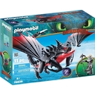 playmobil 馴龍高手3 Deathgripper with Grimmel_PM70039