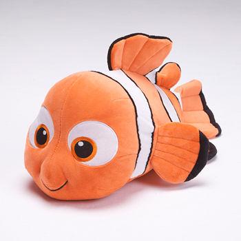 【美國 ZOOBIES X DISNEY】 迪士尼多功能玩偶毯【正版授權】- Finding Nemo 尼莫