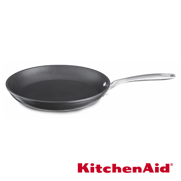 【KitchenAid】耐用不沾30cm煎鍋