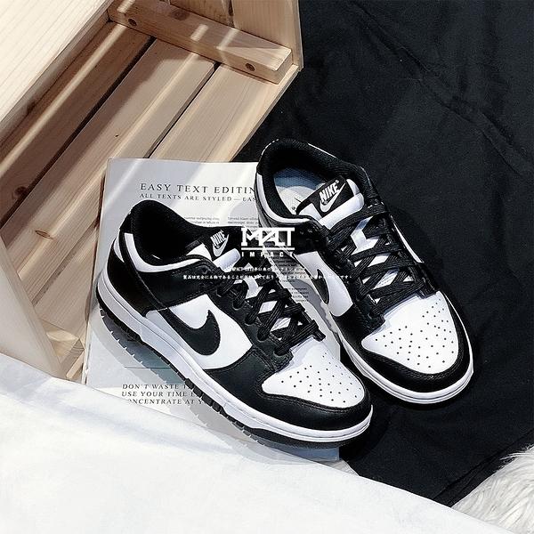 IMPACT Nike Dunk Low Black 黑白 熊貓 低筒 DD1503-101 DD1391-100