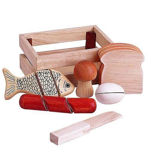 【班恩傑尼】魚肉切切(附箱子)~4折出清