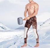 男士保暖褲男加絨加厚護膝緊身冬天棉毛褲衛生褲單件冬季絨褲 9號潮人館