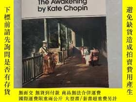 二手書博民逛書店英文原版The罕見Awakening by Kate ChopinY249948 英文 英文