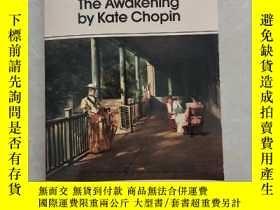 二手書博民逛書店英文原版The罕見Awakening by Kate ChopinY249948 英文 英文