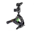 又敗家@台灣製造TAKEWAY鉗式腳架T1-E(單機版)航太鋁合金鉗腳架單眼相機腳架亦適GoPro攝錄影機