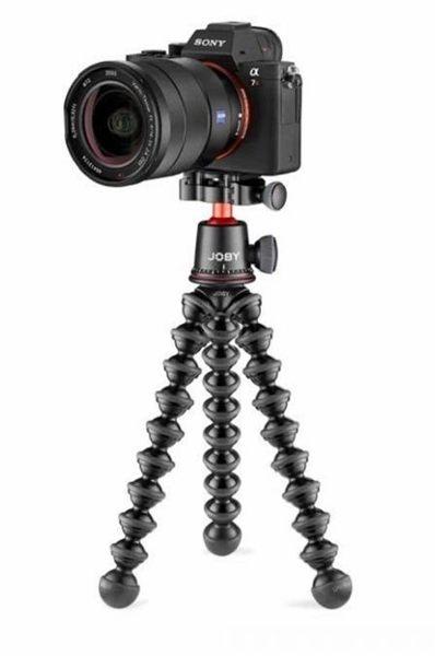 JOBY GorillaPod 3K Pro Kit 金剛爪3K專業套組 章魚腳架 不含相機【公司貨】 JB63
