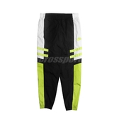 Nike 長褲 NSW Woven pants 黑 綠 男款 風褲 運動休閒 【PUMP306】 CJ4926-010