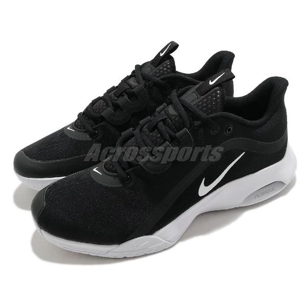 Nike 網球鞋 Air Max Volley 黑 白 氣墊 基本款 訓練 男鞋 運動鞋【ACS】 CU4274-002