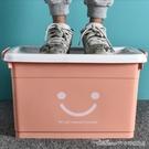 儲物箱收納箱塑料特大號家用衣服被子整理儲物箱置物盒大號整理箱子 免運快出