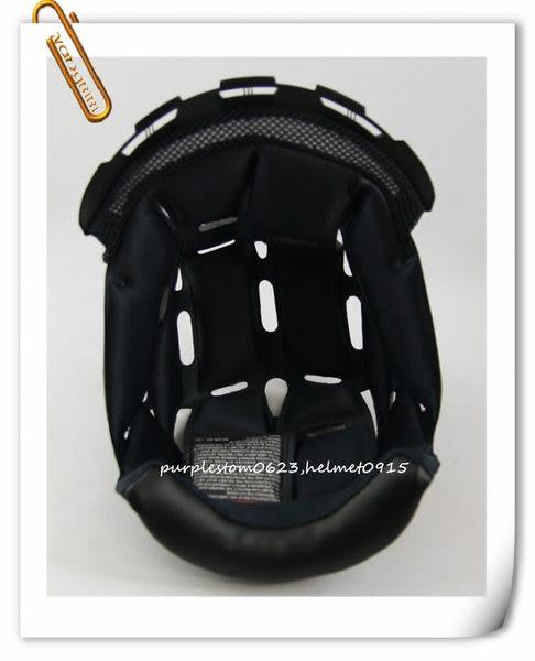 SOL安全帽,68S,69S,專用頭頂內襯