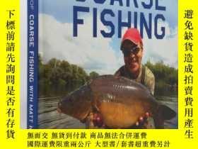 二手書博民逛書店little罕見book of coarse fishing w
