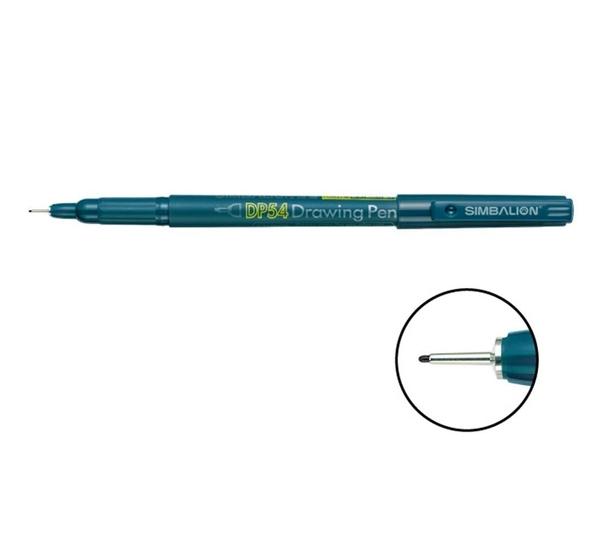 【雄獅】DP54 雄獅黑色針筆(有各種筆尖尺寸)
