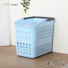 台灣製造 髒衣籃 髒衣簍 浴室洗衣籃 衣物玩具髒衣服收納籃 放衣服收納筐 比薩洗衣籃