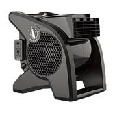 來而康 LASKO 樂司科 AirSmart 黑武士 渦輪循環風扇 U15617TW