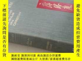 二手書博民逛書店1908年 《席牧師生平》(罕見Life of Pastor H