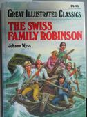 【書寶二手書T8/原文小說_MPF】The Swiss Family Robinson