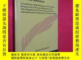 二手書博民逛書店Scotch罕見Reform: Considered, with