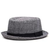 爵士帽-時尚復古英倫造型搭配男女禮帽3色71k81【巴黎精品】