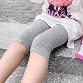 2019夏裝新款女童韓版薄款七分褲兒童裝百搭打底褲熱褲寶寶安全褲 快速出貨