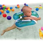 嬰拉嬰兒游泳圈防翻防嗆脖圈寶寶趴圈小孩坐圈救生圈幼兒童腋下圈IGO  智能生活館