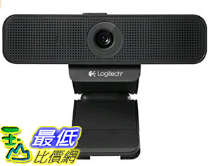 [美國直購] Logitech C920-C 網路 攝影機 Webcam (Business Product) for Cisco Jabber