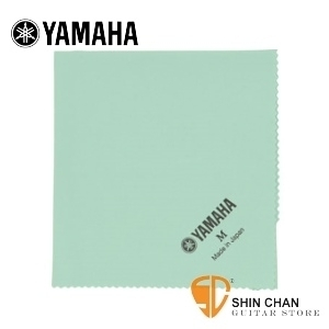 鍍銀清潔布(M)YAMAHA SVCM2 【YAMAHA品牌/日本製/管樂器保養品】
