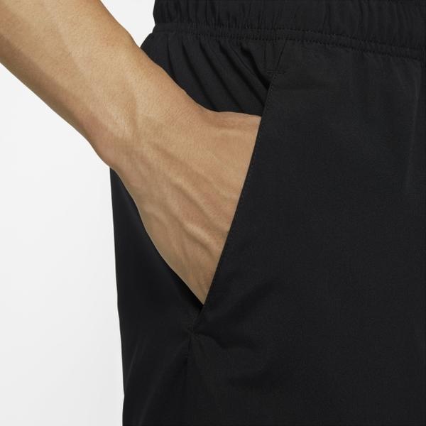 【現貨】NIKE FLEX 男裝 短褲 休閒 慢跑 訓練 排汗 透氣 開衩 側袋 黑【運動世界】CZ6371-010