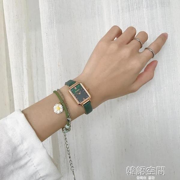 北歐法國輕奢小眾品牌女簡約氣質時尚學生小清新小巧鄭爽同款手錶 【618特惠】