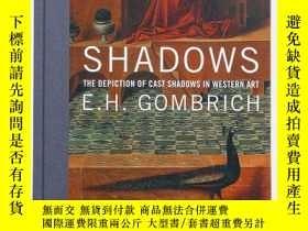 二手書博民逛書店罕見Shadows陰影:西方藝術中投影的描繪Y238343 Go