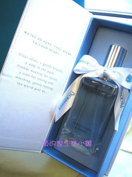 *禎的家*英國芳療名品 Pecksniff's 香水 清新衣物&雛菊
