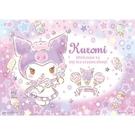【台製拼圖】HP0300S-203 Kuromi 閃亮系列 - 夢幻冰淇淋 300片拼圖