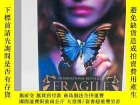 二手書博民逛書店Fragile罕見Eternity 英文原版《脆弱的永恆》Y27