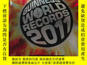 二手書博民逛書店Guinness罕見World Records 20111353