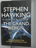 【書寶二手書T8/科學_ZJZ】The Grand Design_Stephen Hawking