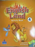 【書寶二手書T8/語言學習_YJE】English Land (4) Activity Book_附光碟_John Po