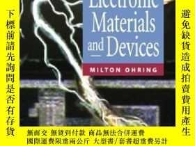 二手書博民逛書店Reliability罕見And Failure Of Electronic Materials And Devi