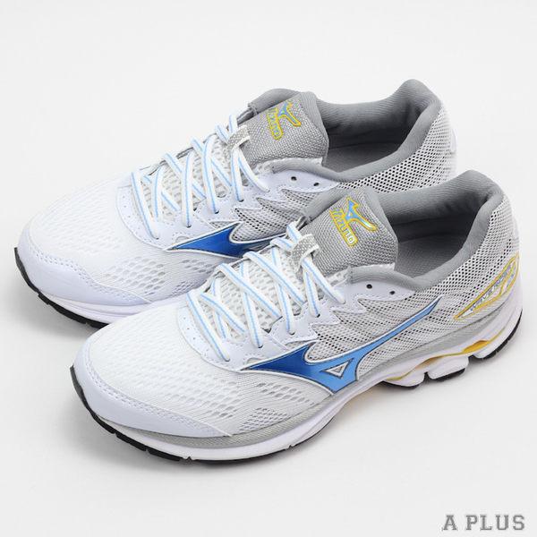 Mizuno 女 RIDER 女慢跑鞋WAVE RIDER 20 (W) 美津濃 慢跑鞋- J1GD170328