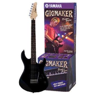【金聲樂器】YAMAHA GIGMAKER 電吉他+音箱+全配 ( ERG121GP II )