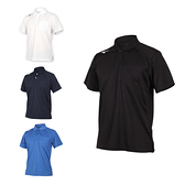 MIZUNO 男短袖POLO衫(短袖上衣 高爾夫 網球 美津濃 免運 ≡排汗專家≡