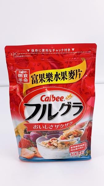 卡樂比富果樂水果早餐麥片 麥片 燕麥 果乾 穀物 早餐 點心  好市多