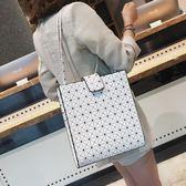 托特包夏季新款潮韓版簡約百搭大容量時尚手提包 JD4596【123休閒館】