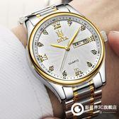 手錶 男士鋼帶情侶防水石英女錶男錶學生時尚潮非機械