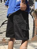 夏季新款百搭五分褲子學生運動寬鬆休閒短褲男艾美時尚衣櫥
