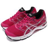 【六折特賣】Asics 慢跑鞋 Gel-Phoenix 8 粉紅 銀 八代 避震透氣 女鞋 亞瑟士 運動鞋【PUMP306】 T6F7N-2093