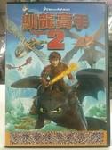 挖寶二手片-B53-正版DVD-動畫【馴龍高手2】-國英語發音(直購價)